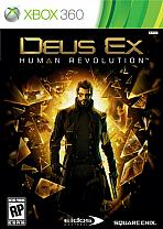 Obal-Deus Ex: Human Revolution