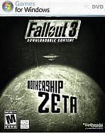 Obal-Fallout 3: Mothership Zeta