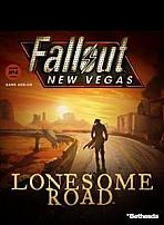 Obal-Fallout New Vegas: Lonesome Road