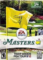 Obal-Tiger Woods PGA Tour 12 The Masters