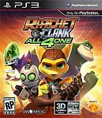 Obal-Ratchet & Clank: All 4 One
