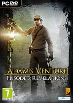 Obal-Adams Venture: Episode 3 - Revelations