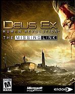 Obal-Deus Ex: Human Revolution - The Missing Link