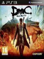 Obal-DMC - Devil May Cry