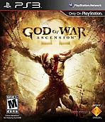 Obal-God of War: Ascension
