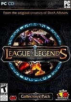 Obal-League of Legends