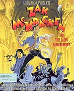 Obal-Zak McKracken and the Alien Mindbenders