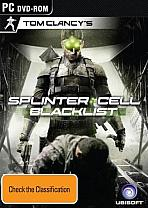 Tom Clancy´s Splinter Cell: Blacklist