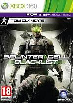 Obal-Tom Clancy´s Splinter Cell: Blacklist