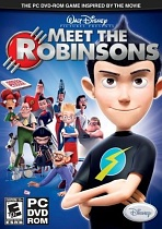 Obal-Disney´s Meet The Robinsons