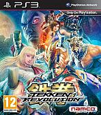 Obal-Tekken Revolution