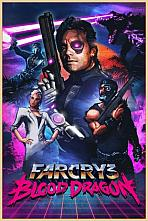 Obal-Far Cry 3: Blood Dragon