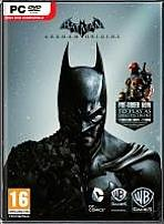 Obal-Batman Arkham Origins