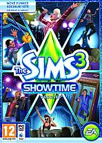Obal-The Sims 3: Showtime