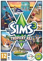 Obal-The Sims 3: Tropický ráj