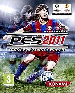 Obal-Pro Evolution Soccer 2011