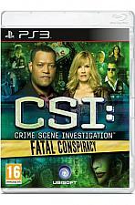 Obal-CSI: Fatal Conspiracy
