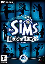 Obal-The Sims: Makin´ Magic