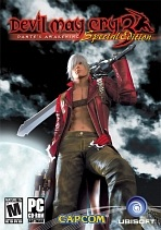 Obal-Devil May Cry 3: Dante´s Awakening