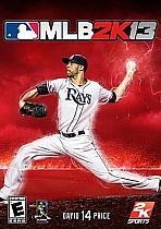 Obal-Major League Baseball 2K13