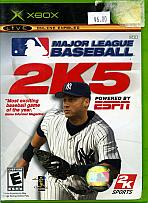 Obal-Major League Baseball 2K5