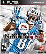 Obal-Madden NFL 13