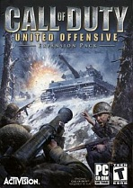 Obal-Call of Duty: United Offensive