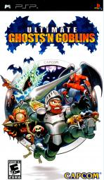 Obal-Ultimate Ghosts ´n Goblins