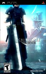 Obal-Crisis Core: Final Fantasy VII