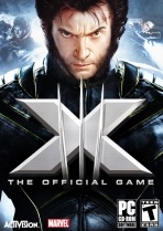 Obal-X-Men 3: The Official Game