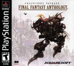 Obal-Final Fantasy Anthology