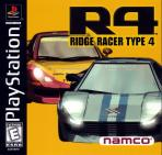 Obal-R4: Ridge Racer Type 4