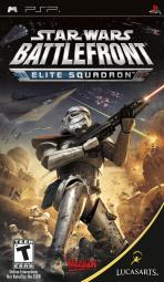 Obal-Star Wars Battlefront: Elite Squadron