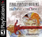 Obal-Final Fantasy Origins