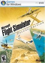 Obal-Microsoft Flight Simulator X Deluxe