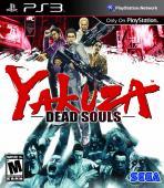 Obal-Yakuza: Dead Souls