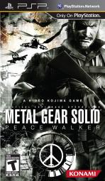 Obal-Metal Gear Solid: Peace Walker