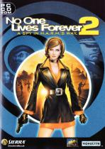 Obal-No One Lives Forever 2: A Spy in H.A.R.M.´s Way