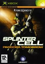 Obal-Tom Clancy´s Splinter Cell Pandora Tomorrow