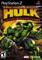 Obal-The Incredible Hulk: Ultimate Destruction