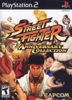 Obal-Street Fighter Anniversary Collection