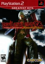 Obal-Devil May Cry 3: Special Edition