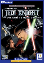 Obal-Star Wars Jedi Knight: Mysteries of the Sith