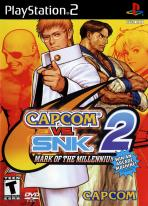 Obal-Capcom vs. SNK 2: Mark of the Millenium