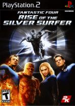Obal-Fantastic Four: Rise of the Silver Surfer