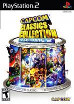 Obal-Capcom Classics Collection Volume 2