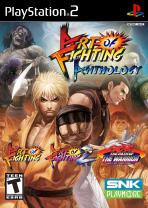 Obal-Art of Fighting Anthology