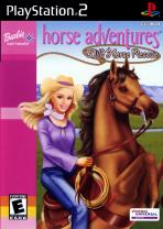 Obal-Barbie Horse Adventures: Wild Horse Rescue