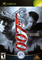 Obal-James Bond 007: Everything or Nothing