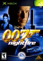 Obal-James Bond 007: Nightfire